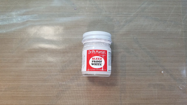 Dr PH Martin's Bleedproof White