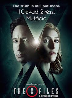 X-akták 10.évad 2.rész: Mutáció