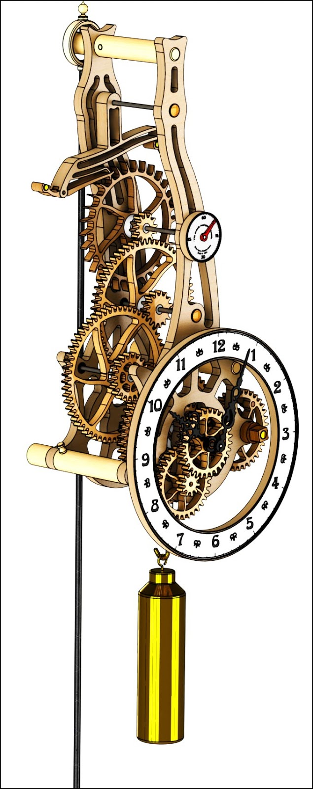 Best Woodworking Plan Site: Plans to Making Wooden Clock