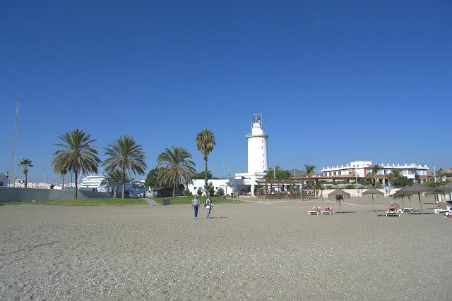 plaże w Maladze, jak wyglądają?