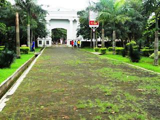 Taman Makam Pahlawan Jepara Benteng VOC