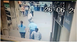 Polícia Militar prende dois suspeitos do roubo a malote ocorrido em lotérica no centro de Cornélio Procópio