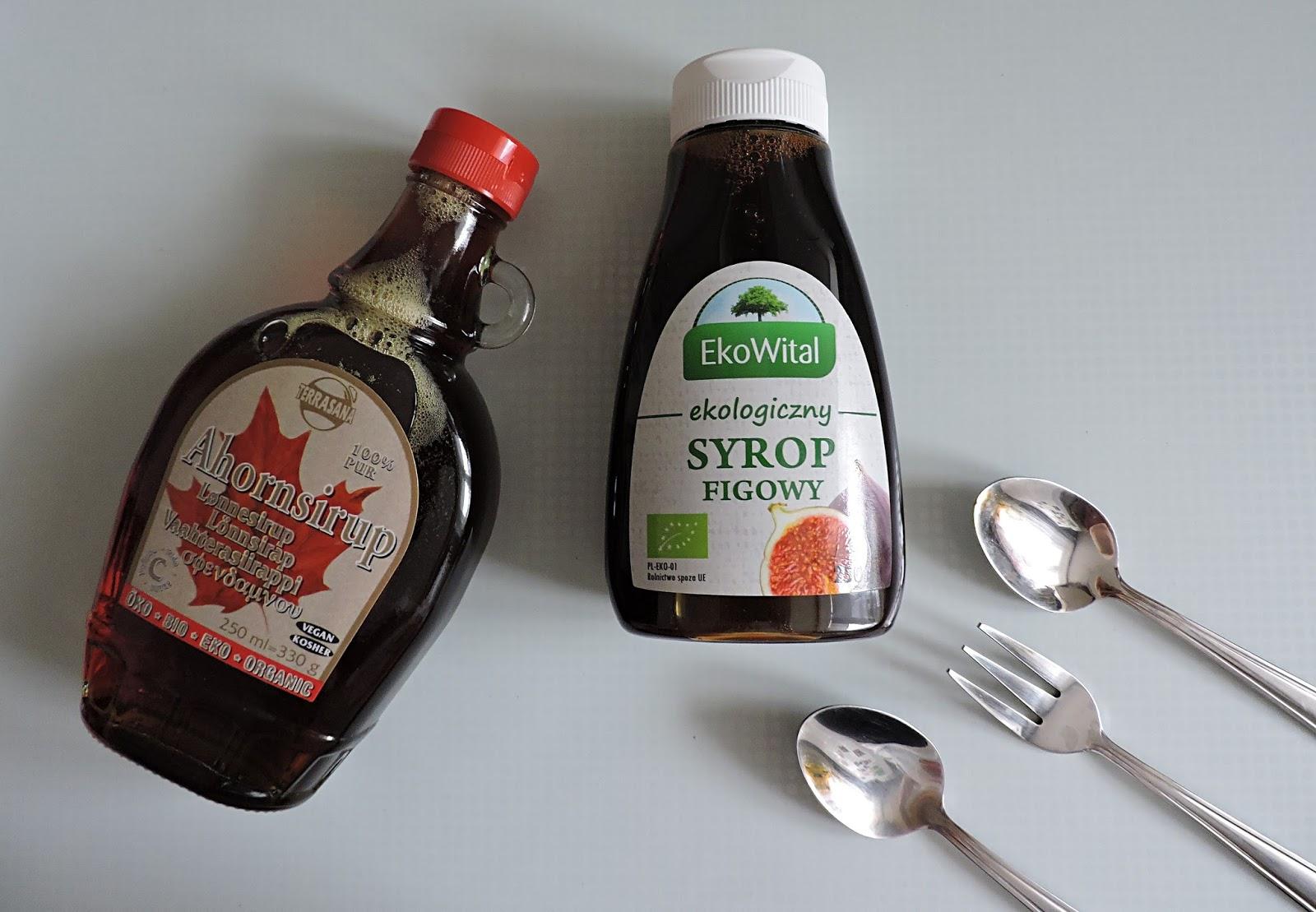 Syropy do słodzenia BIO - Stragan Zdrowia