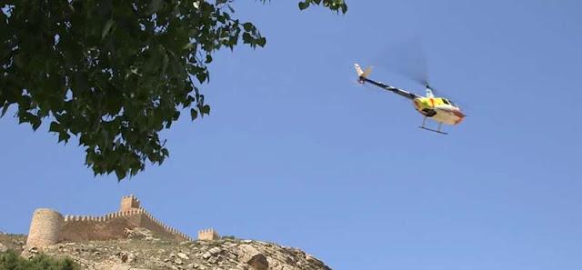 volando voy albarracin
