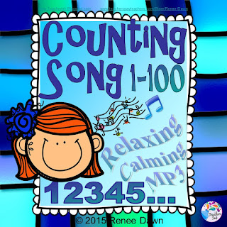 counting to 100 song Renee Dawn