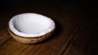 Daging buah kelapa