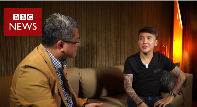 Arnel Pineda's interview with BBC: I support Duterte's war on drugs campaign, we have to help him