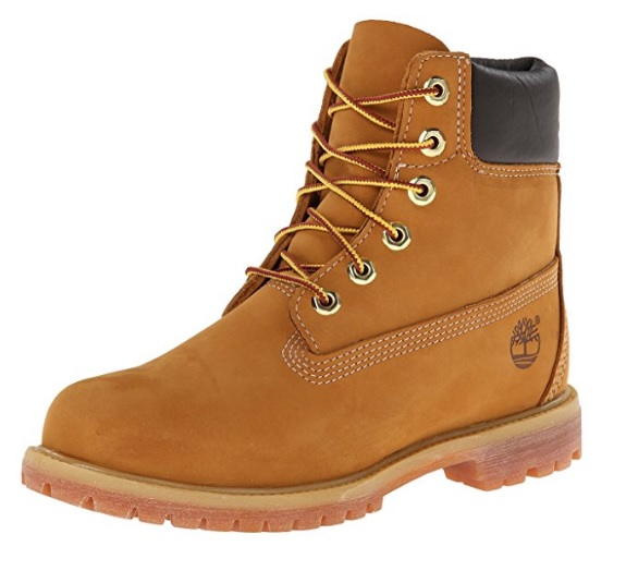 Rihanna Fashion Timberland wheat boots outfit