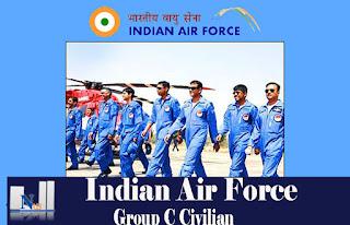 Group C Civilian Job 2016