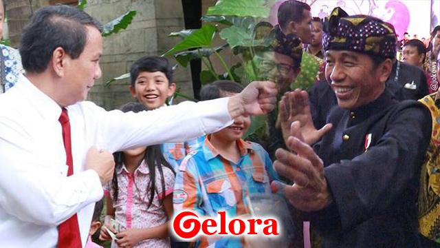 Pertarungan Jokowi dan Prabowo di Jabar Diprediksi Bakal Sengit