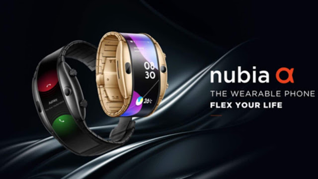 Nubia Alpha: World's first wearable smartphone is here