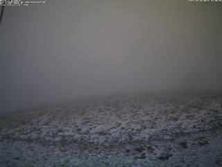 Χιόνισε στον Όλυμπο.