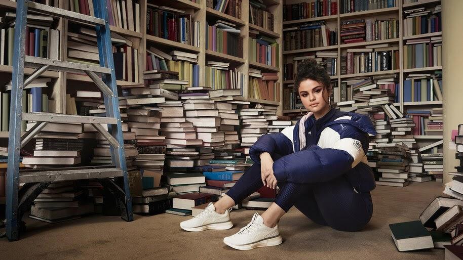 Selena Gomez, Puma, Photoshoot, 4K, #6.383