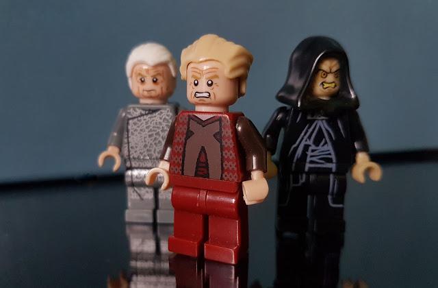 Palpatine Star Wars Clone Wars art