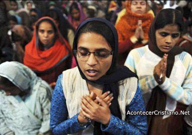 Mujeres cristianas de India