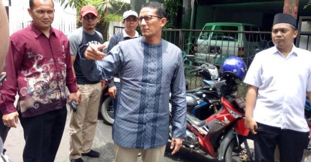 Warga Tanya KJL, Sandiaga: Itu Bukan Uang Ahok, tapi Rakyat