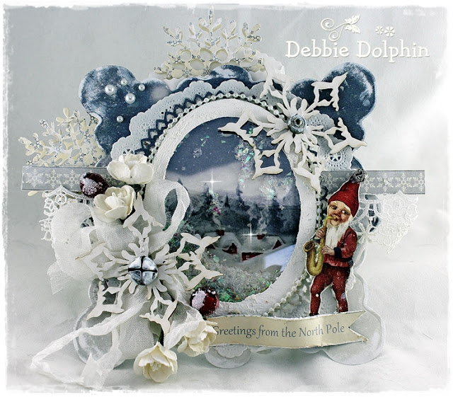 Live love crafts inspiration and challenge blog shaker shaker greetings from the north pole m4hsunfo