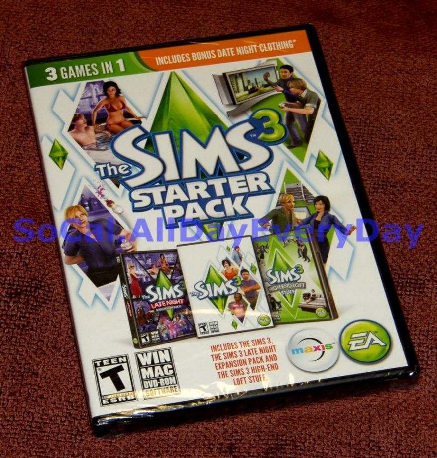 Sims 3 Generation Expansion Pack Screen | Wallpapers Mhytic