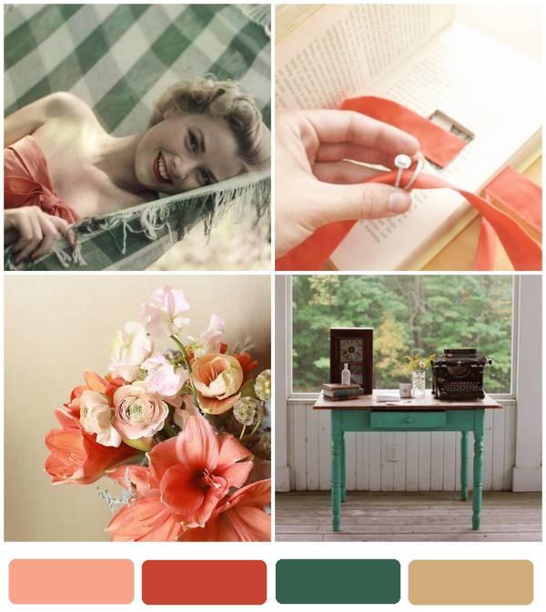 Guest Post} Postcards & Pretties: Dreamy Summer Wedding