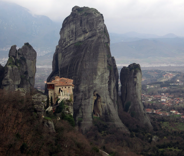 Meteora_monasterio Rouseannou