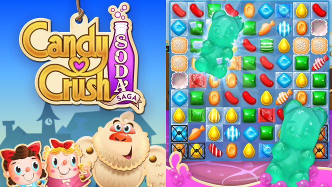 <b>Candy</b> <b>Crush</b> Saga <b>Free</b> download for PC... | KOPLAYER
