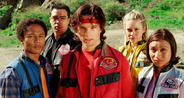 Ricardo Medina Jr. Power Ranger