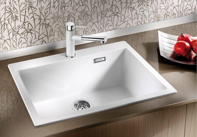 Blanco Sinks India : Modular Kitchens in Bangalore: Kitchen sink - plan early