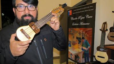 Instrumentos Antilko de artesano luthier: Claudio Rojas