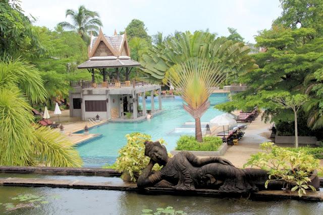 Mukdara Beach Hotel Khao Lak, Pool