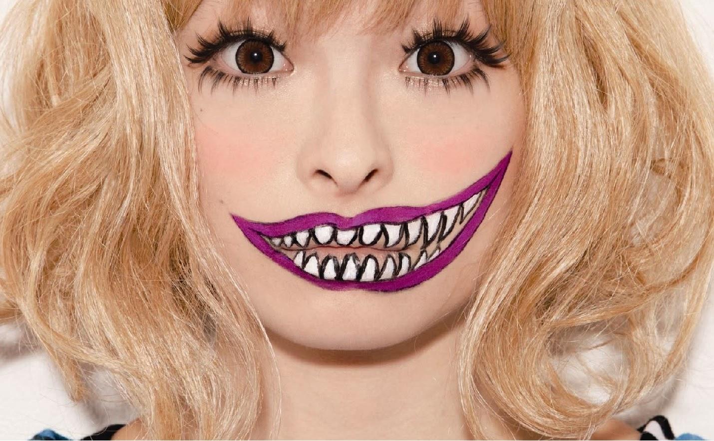 サイザヌリ: Kyary Pamyu Pamyu - Monster Mouth Make Up