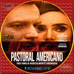 Pastoral Americano Galleta Maxcovers
