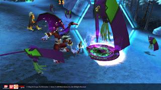 Digimon Master Online versi global 3