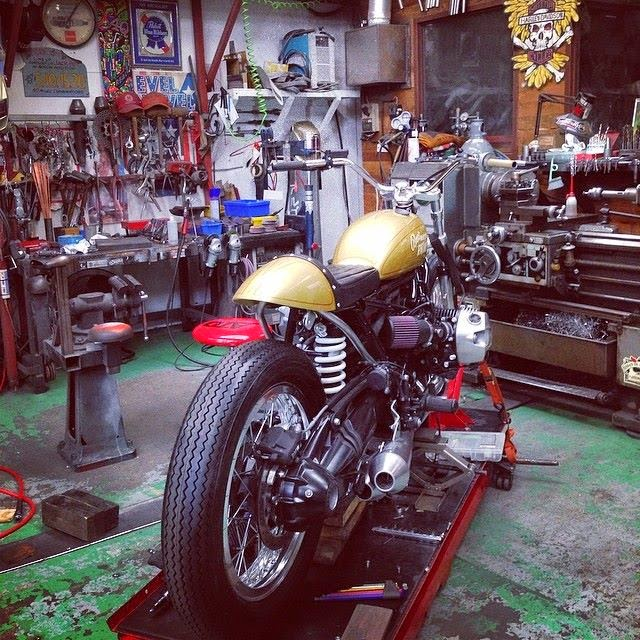 Angeland Thrills: R9t Custom Project