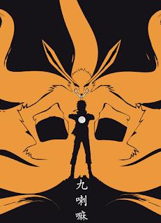 Naruto+camiseta+t-shirt+shirt+online+personalizada+kyubi+kurama+comprar online+cool+original+black