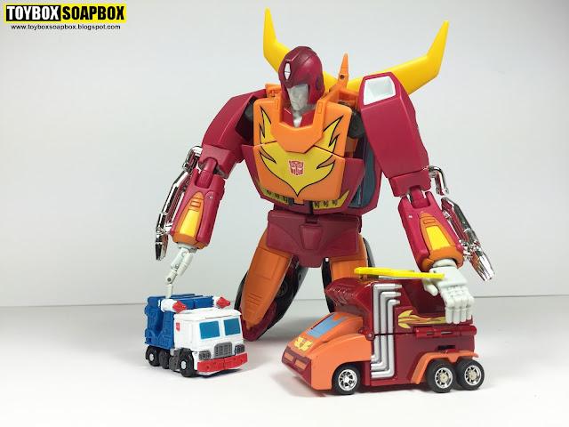 qtf05 q transformers ultra magnus