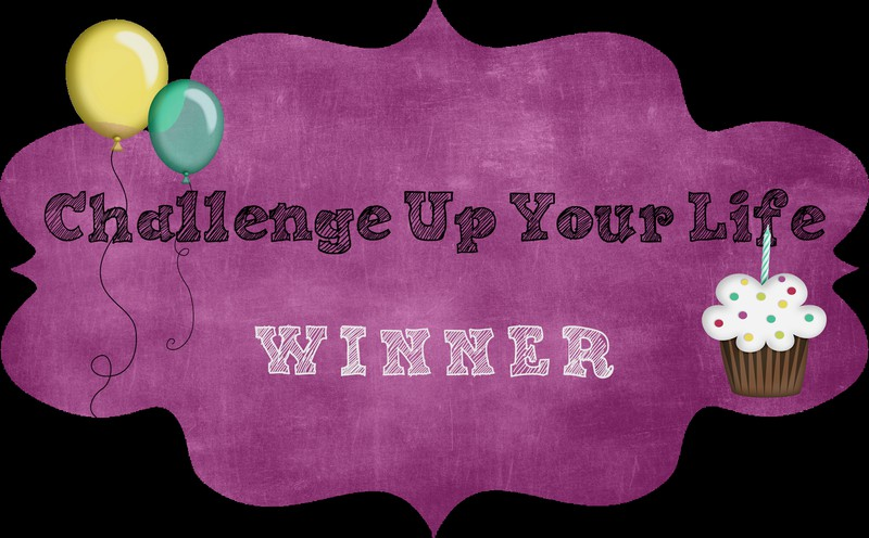 06/2016 Gewinner bei: Challenge Up Your Life