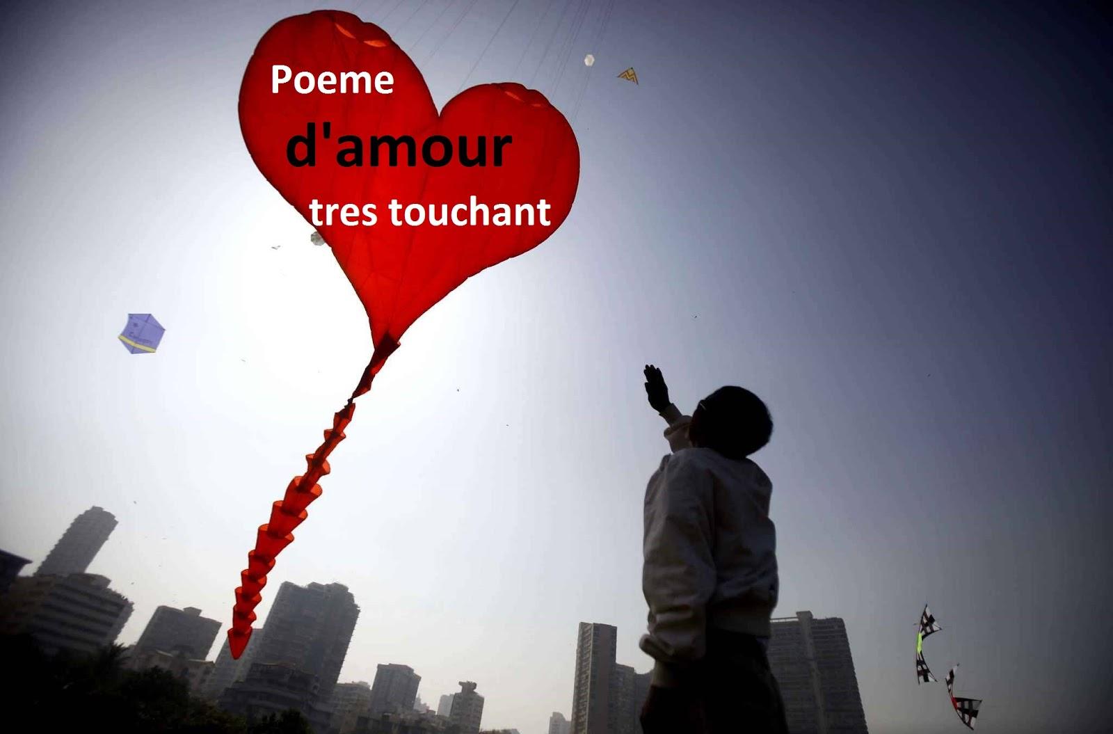 Poeme Damour Tres Touchant Poème Damour Les Mots D