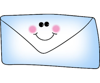 smiling envelope character free for use however you chose great for bloggers or crafters