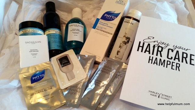 Harley Street Hair Care Hamper