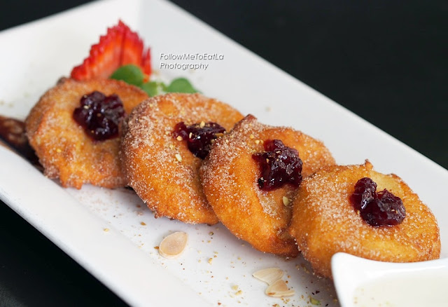 Apfelkuchle - Apple Fritters