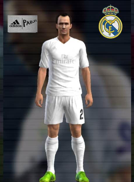 real madrid 2018 parley home kit