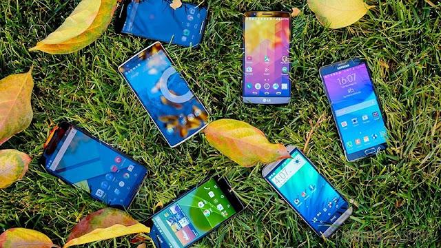 androidAcini - En çok satan akıllı telefon 2017 ilk çeyrek