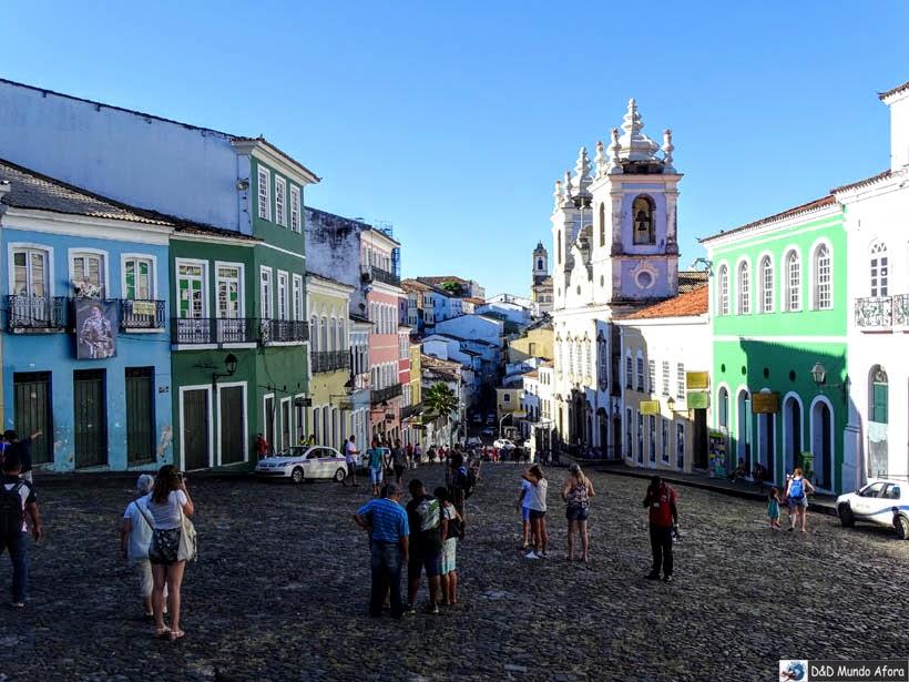 O que fazer em Salvador (Bahia) - Pelourinho