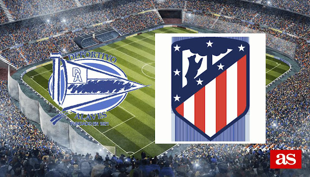 Alaves vs Atletico Madrid Full Match And Highlights
