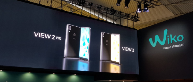 Wiko View 2 and View 2 Pro
