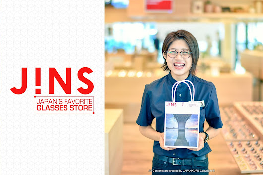 Where to Buy Affordable Glasses in Tokyo Protect Your Eyes with These Glasses from JINS Eyewear Japan