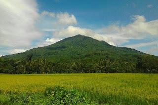 Gunung Pulosari Pandeglang Banten