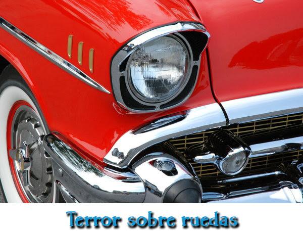 Terror sobre ruedas - Especial Halloween 2017