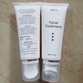Facial Treatment ERTOS Original Tarrie Shop
