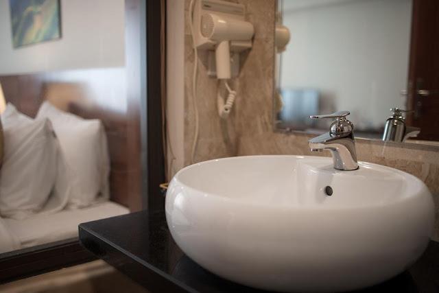 Toilet-khách sạn sapa golden villa sapa